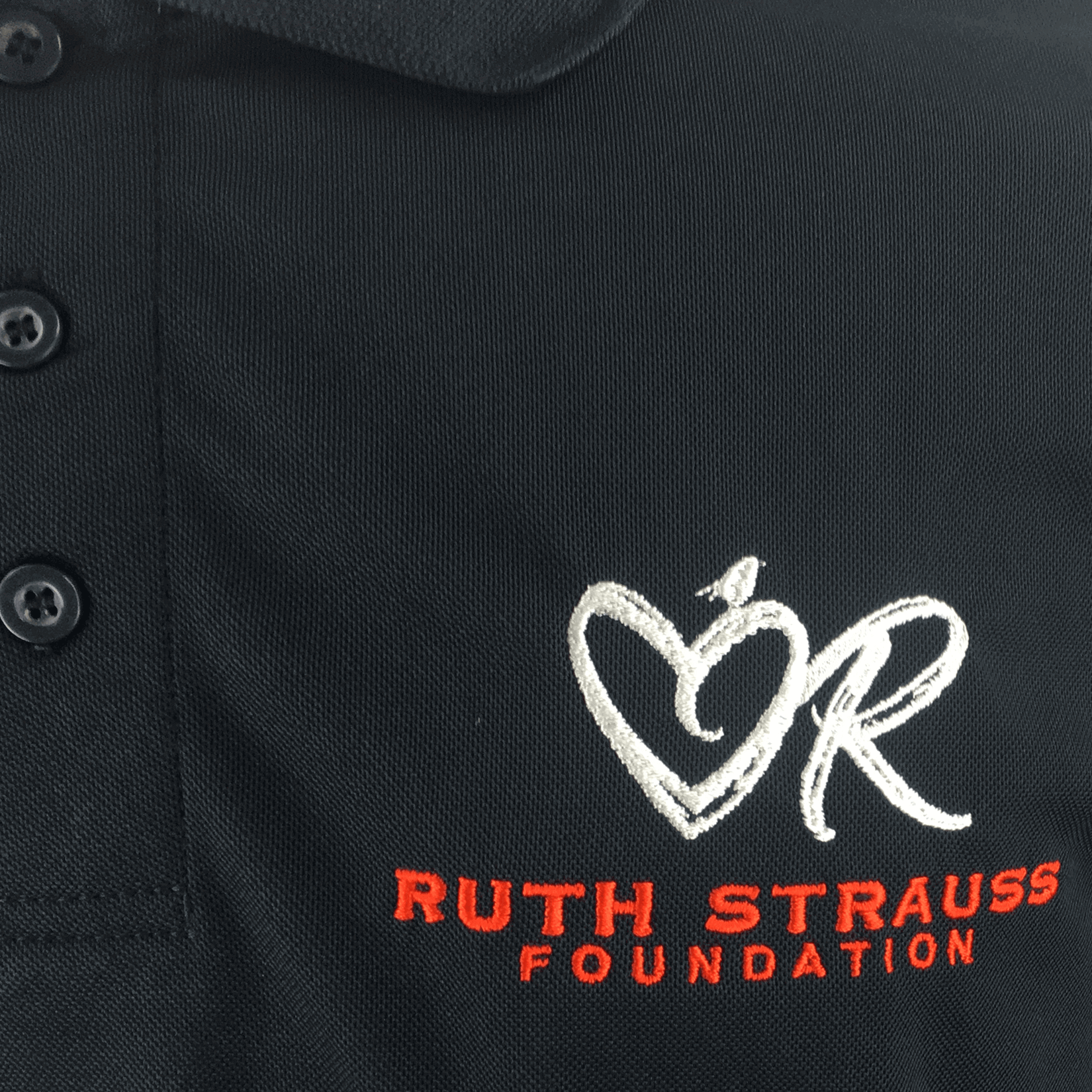 Ruth-Strauss-Foundation RSF Tech Polo Navy