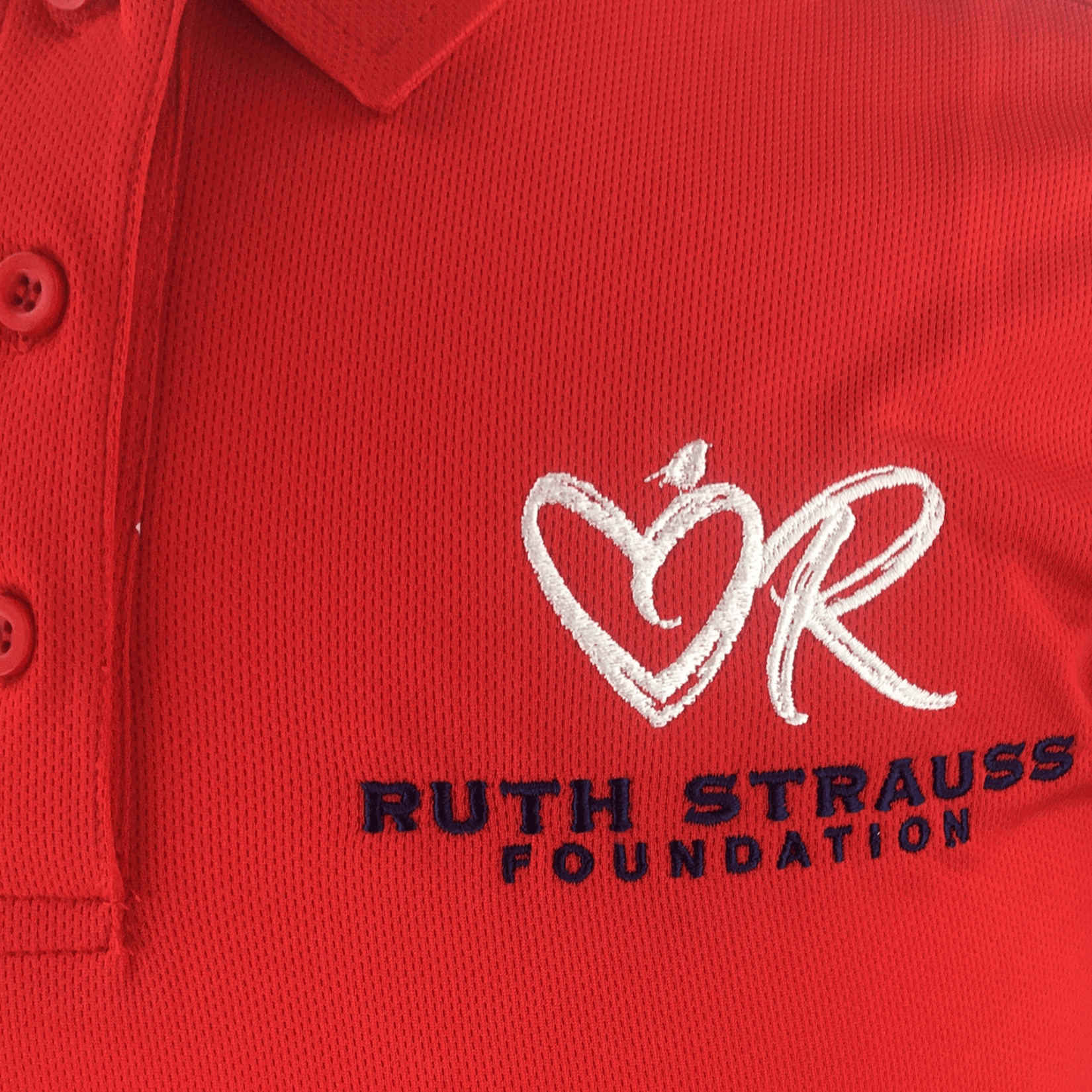 Ruth-Strauss-Foundation RSF Tech Polo