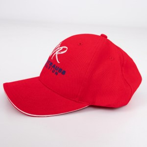 Ruth-Strauss-Foundation 6 Panel Cotton Cap